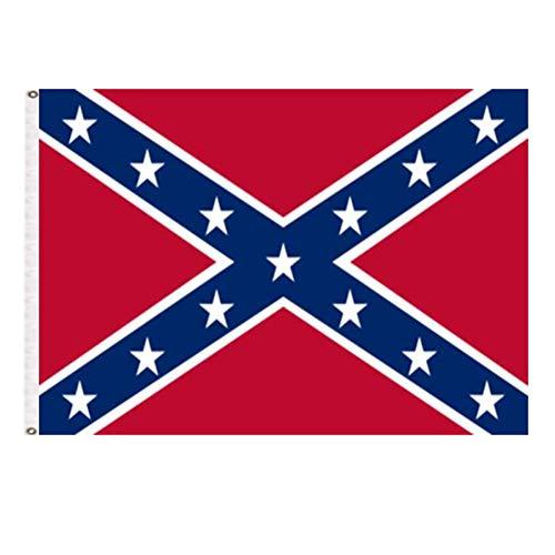 Bandera Americana, Bandera Federal de los Estados Unidos Bandera Norte y Sur Bandera No. 4 Bandera 90 * 150CM