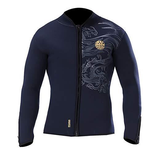 5mm Long Sleeve Wetsuit Jacket