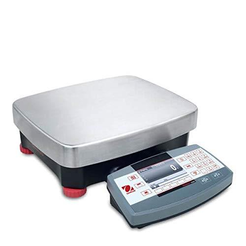 OHAUS R71MD3-GB Ranger 7000 - Báscula de banco (capacidad de 3 kg, legibilidad de 0,05 g)