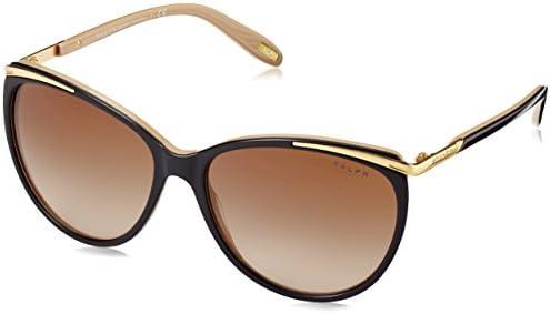 Ralph Lauren RALPH BY Ra 5150 Gafas de sol, Black/Nude, 59 para Mujer: Amazon.es: Ropa y accesorios