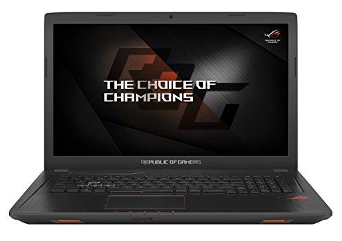 Compare ASUS ROG GL753VE (ROG GL753VE) vs other laptops