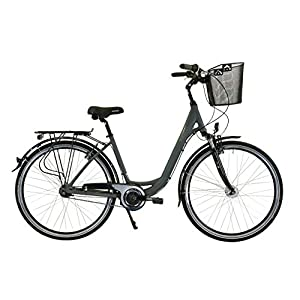 Comfort Bikes HAWK City Wave Deluxe Plus (with basket) [tag]
