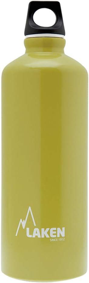 Laken Futura Botella de Agua, Cantimplora de Aluminio Boca Estrecha - 600, 750, 1000 y 1500 ml