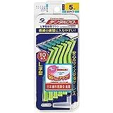 デンタルプロ L字型 歯間ブラシ10本入 サイズ5(L) 10本入 まとめ買い(×6)