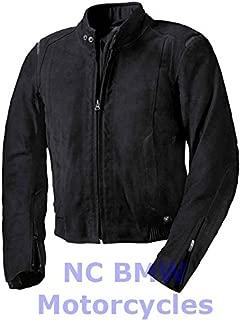 BMW Genuine Motorcycle Men Atlantis Riding Jacket Black / Anthracite Size 58