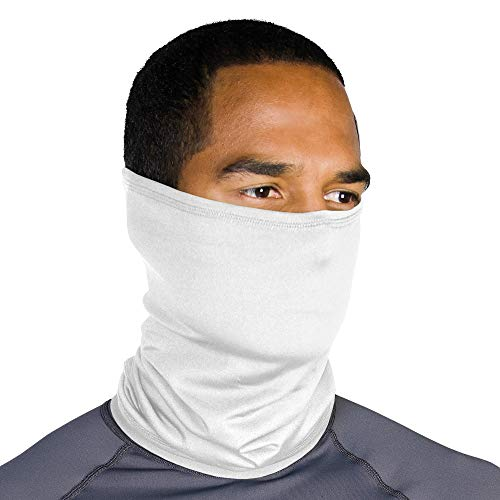 WindRider UPF 50+ Neck Gaiter, Face Mask - Sun Protection for Fishing