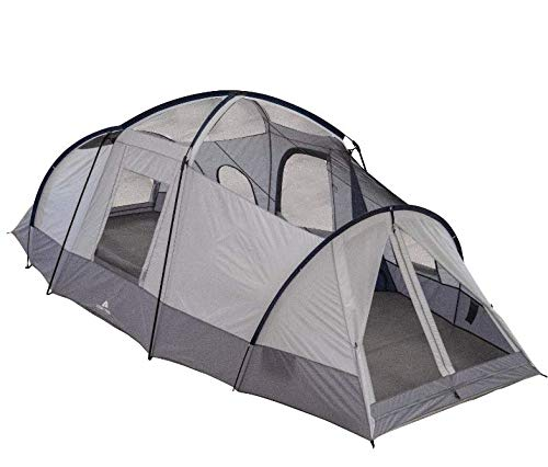 Ozark Trail 10 Person Tent 3 Rooms 20 X 10