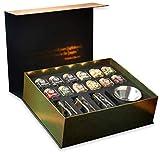 Exklusives DIY Gin Set - Atemberaubendes Geschenk für Männer & Frauen - Begeisterung garantiert!...