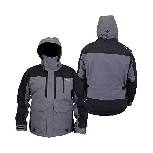 AFTCO Hydronaut Jacket - Charcoal - Large