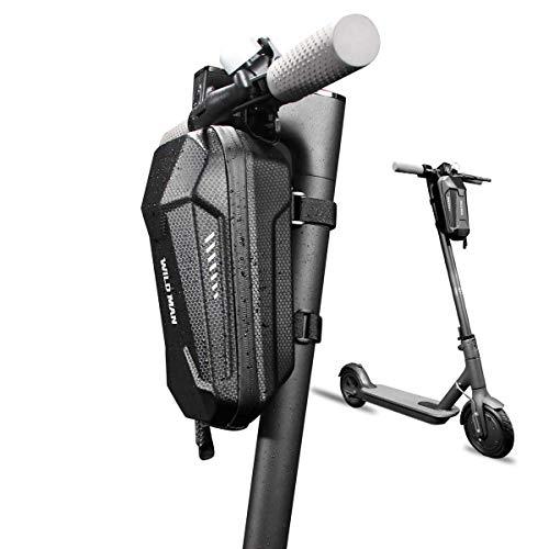 COTEetCI Scooter Lenkertasche Mehrzwecktasche Vordertasche Aufbewahrungstasche für Elektro-Scooter, selbstbalancierende Roller, Pro Scooter
