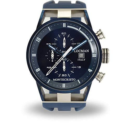 Orologio Locman Montecristo 0510BLBLFWH0SIB