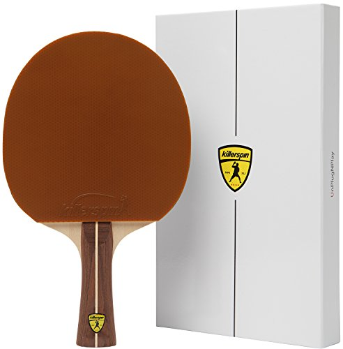 Discover Bargain Killerspin Jet 200 Table Tennis Paddle, Recreational Ping Pong Paddle, Table Tennis...