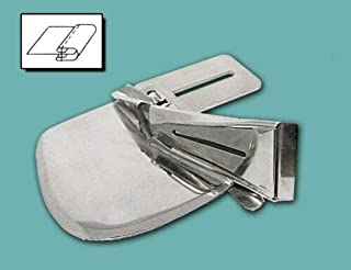 Cutex Sewing Industrial Sewing Machine Double Fold Binder / Binding Attachment Folder 2
