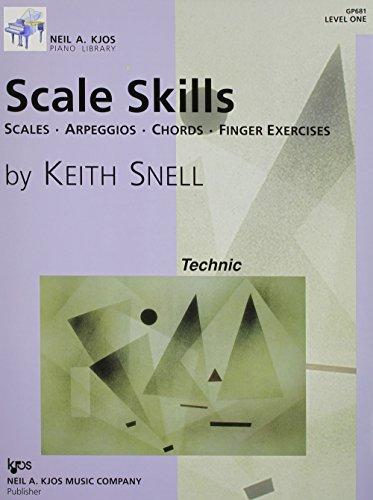 GP681 - Scale Skills Level 1