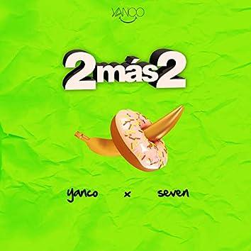 2 Más 2 (feat. Seven)