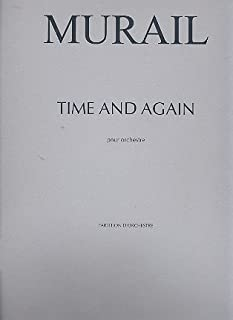 TIME AND AGAIN --- ORCHESTRE