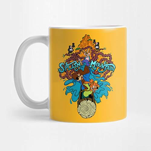 Splash Mountain Mug 11oz / 15oz - Splash Mountain Magic Kingdom Shirt Tumbler - Water Bottle - Coffee Latte Cup Best Gift Handmade Mug 2