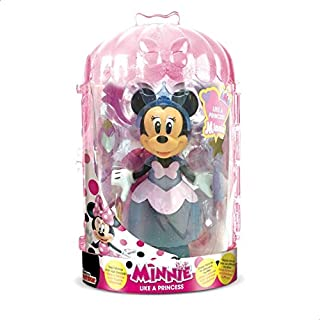 Disney Minnie Mouse Like a Princess Doll with accessories Set for Girls