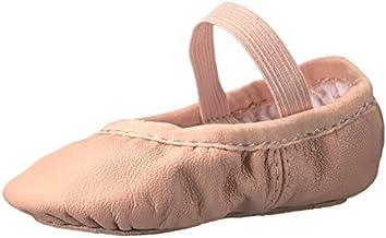 Bloch Dance Kids Belle Full Sole Leather Ballet Slipper/Shoe