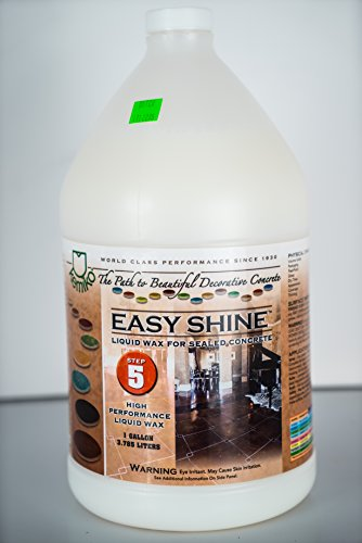 Kemiko Easy Shine 1 Gallon Acrylic Polymer Mop on Wax