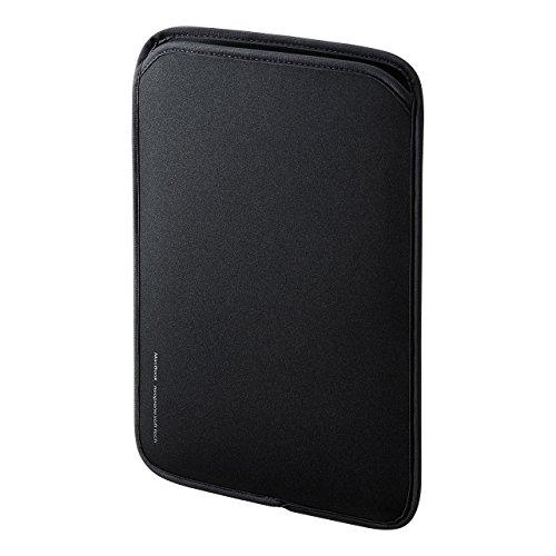 サンワサプライ インナーケース MacBook Pro 13.3インチ(2016~2019)・MacBook Air 13.3インチ(2018/2019)用 スリップインタイプ ブラック IN-MACPR13BK