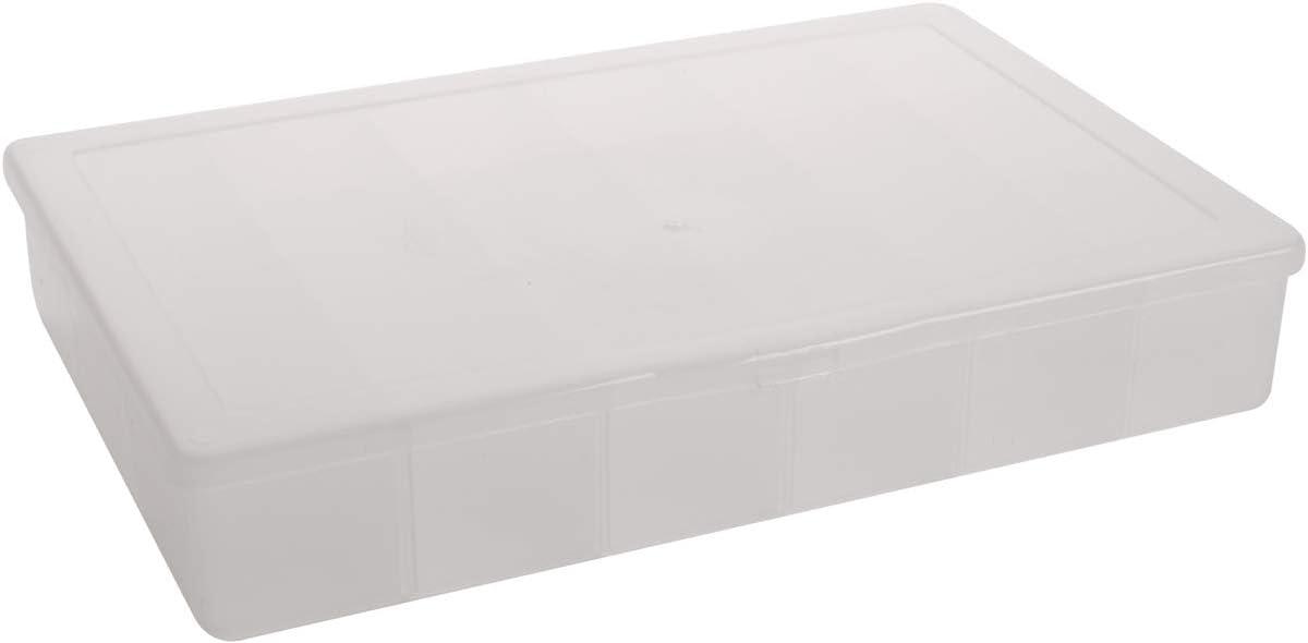 Floss Caddy 7 Compartment W//25 Bobbins-4.5X7X1.5