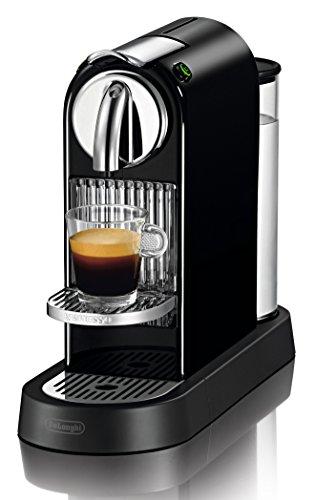DeLonghi EN 166.B Nespresso Citiz Kapselmaschine (1260 Watt) schwarz