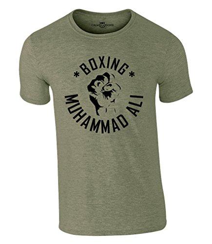 Muhammad ALI Boxing T-Shirt Faust NEU S-2XL (L)