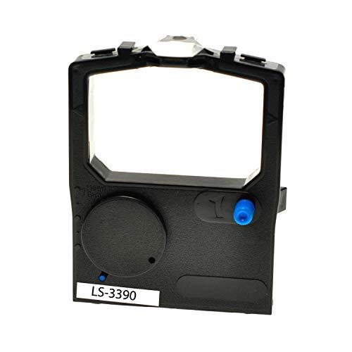 LS Farbband für Oki ML3390 09002309 schwarz Schwarz, kompatibel zu 09002309
