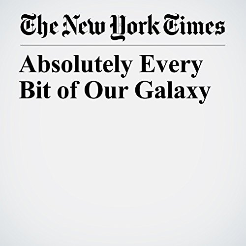 Absolutely Every Bit of Our Galaxy copertina