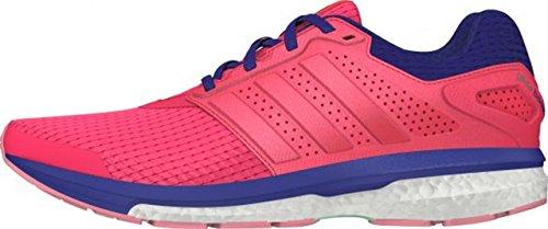 adidas Supernova Glide Boost 7 W - Zapatillas para Mujer, Color Rosa/Morado, Talla 44 2/3