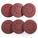5 Inch 8 Holes Sanding Disc Set