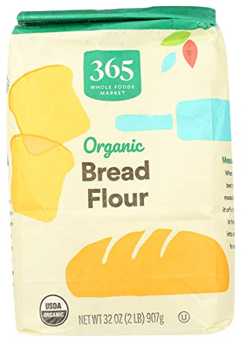 365 by Whole Foods Market, Organic Bread Flour, 32 Ounce