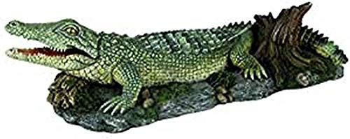 Trixie 8716 Krokodil mit Ausströmer, 26 cm