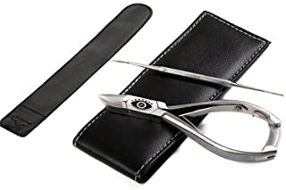 Podiatrists Toenail Nail Clippers Set for your Nail Problems. Nail Clippers with Ingrowing Nail File. Solid Stainless Steel. CE Approved Set. Promotional Price for New Year