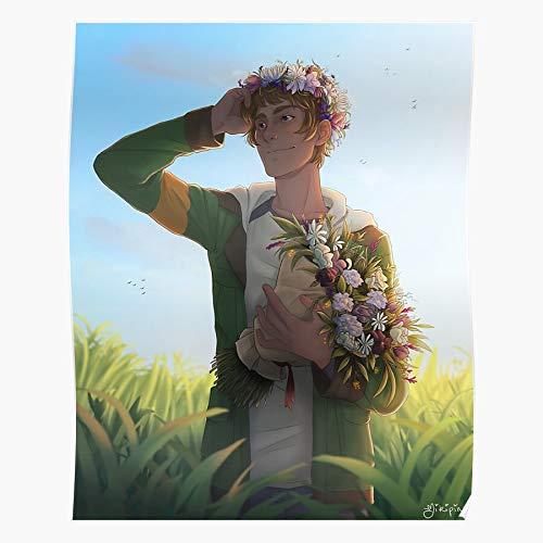 nastygal Flowers Lance Mcclain Voltron Das eindrucksvollste und stilvollste Poster für Innendekoration, das derzeit erhältlich ist