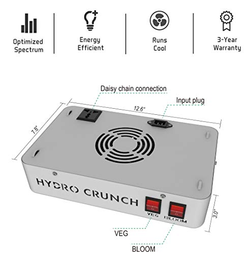 Hydro Crunch Small Grow Tent