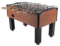 top 10 harvard soccer table Atomic gladiator 56 inch table football