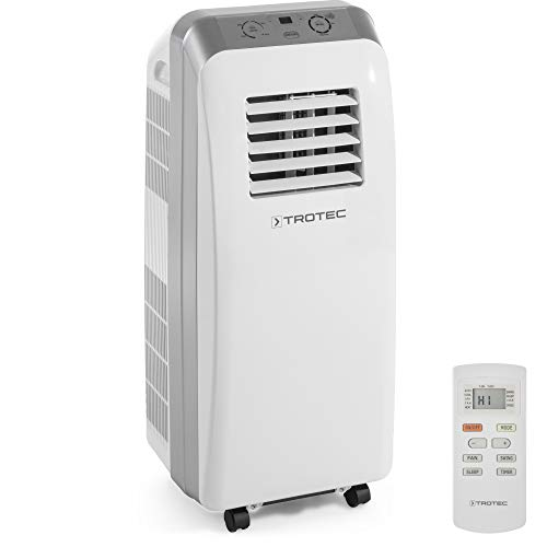 TROTEC 1210002005 PAC 2600 E Local air conditioner, 2.6 kW (9,000 Btu) monobloc air conditioner