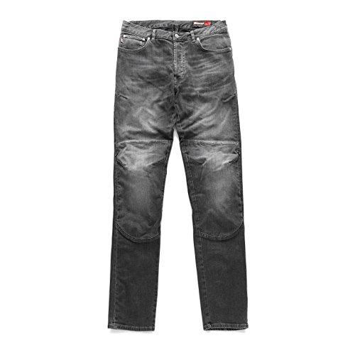 BLAUER Pantalon de moto Gris Taille 36