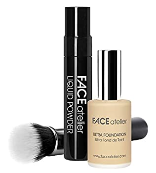 Flawless Face Set - 3 Wheat