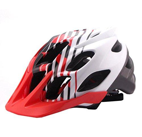 Downhill Kletterhelme Sporthelme Helme Mountainbike Helme Super-Federgewicht,Red2