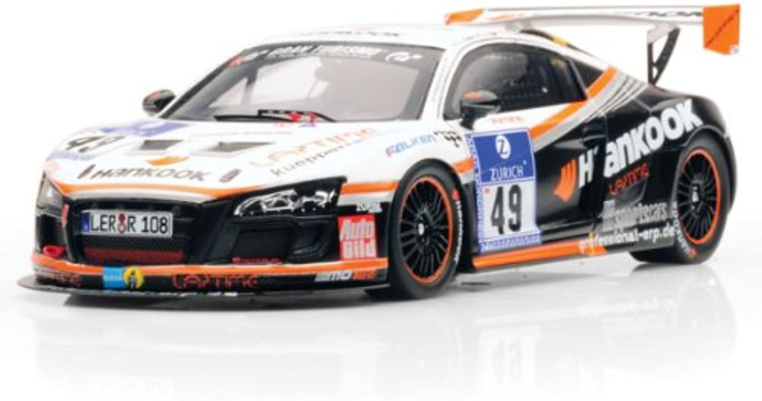 comprar marca Audi R8 LMS - 2010 2010 2010 Nurburgring 24 Hours -  49 1 43 Scale Diecast Model by Minichamps  muchas concesiones