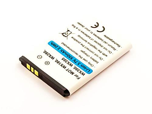 Handyakku kompatibel mit MOTOROLA GLEAM kompatibel