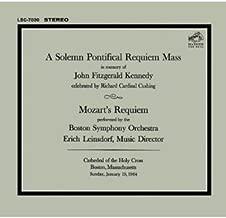 boston symphony mozart requiem