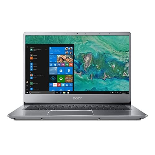 Acer Swift 3 SF314-54-8918 Notebook con Processore Intel Core i7-8550U, RAM da 8 GB DDR4, 256 GB SSD, Display 14