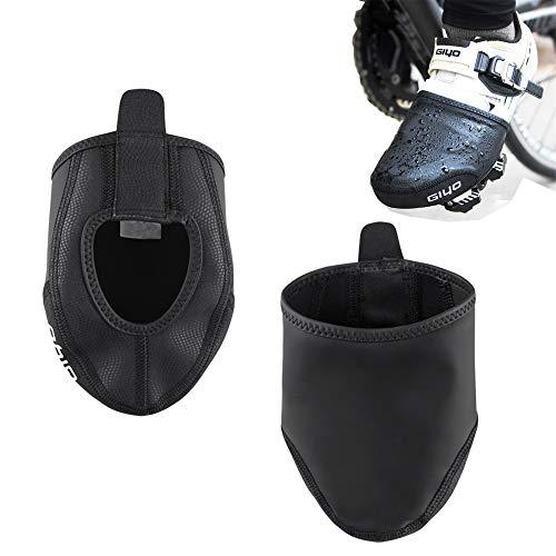 Cubre Puntas De Ciclismo para Hombres Y Mujeres - Invierno Impermeable Y Transpirable - Calentadores De Dedos para Ciclismo En Climas Fríos Y Protector De Media Palma para Zapatos XS-S (36-38)