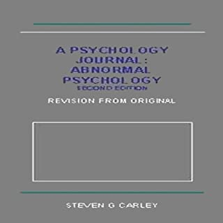 Abnormal Psychology audiobook cover art