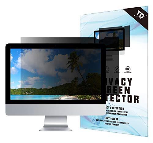 19''W Inch Privacy Screen Filter for Desktop Computer Square Monitor - Anti-Glare, Blocks 96% UV,Anti-Scratch with 5:4 Aspect Ratio