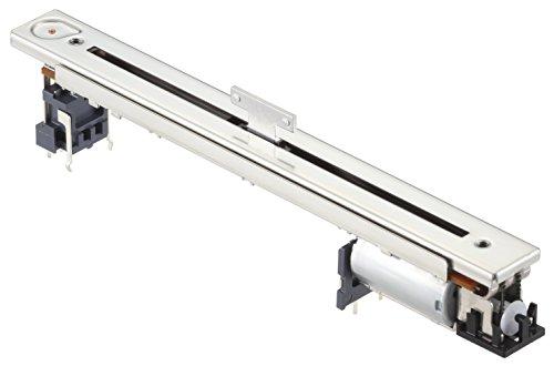 ALPS 10K ohm linear mono Schiebepoti RSA0N11M9 Motor touch sensitive Schiebeweg 100 mm Schiebepotentiometer Potentiometer Poti Schieberegler
